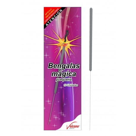 BENGALA MAGICA 16 cm