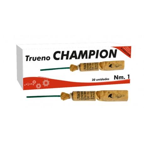 TRUENO CHAMPION Nº 1