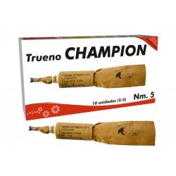 TRUENO CHAMPION Nº5