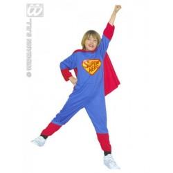 DISFRAZ DE SUPERMAN inf