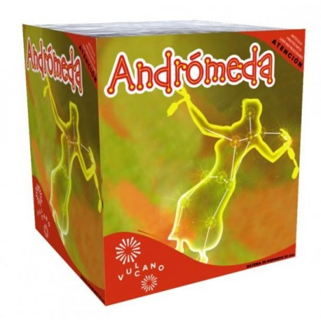 ANDRÓMEDA 36 disparos