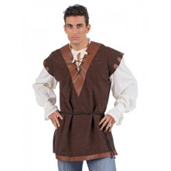 CAMISA CON CHALECO MEDIEVAL