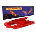 TIRA METRALLA - 3 Unid