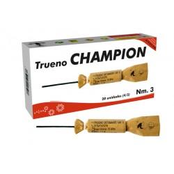 TRUENO CHAMPION Nº3