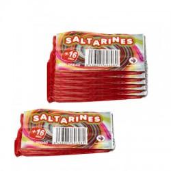 TRACA SALTARINES