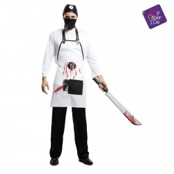 DISFRAZ DE DOCTOR KILLER