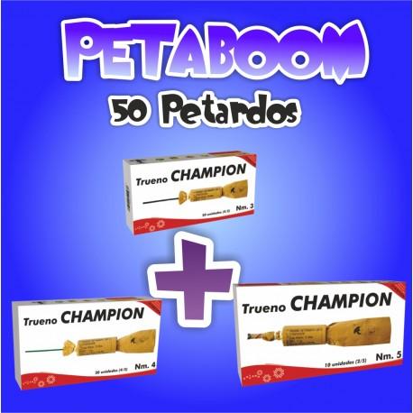 PETABOOM 50 u