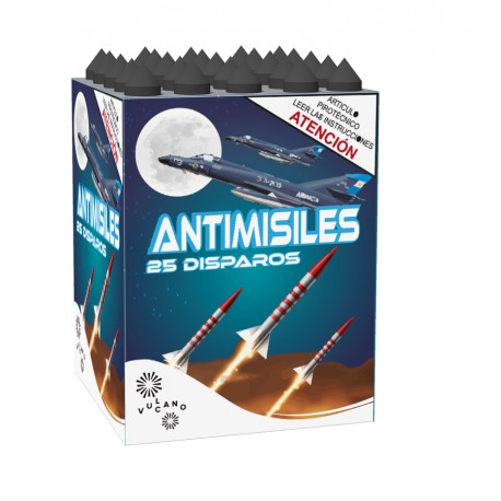 ANTIMISILES 25 D