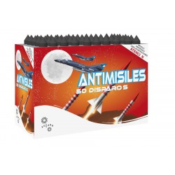 BATERIA ANTIMISILES 50 disparos