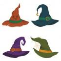 Halloween - Sombreros