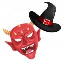 Halloween - Complementos para disfraz